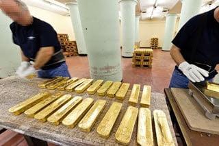 Acheter de l'or à la Banque de France.
