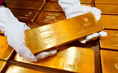 Achat or à la banque.